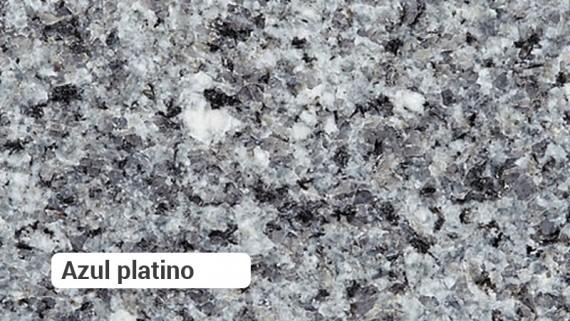 Reforma de cocinas for Granito azul platino